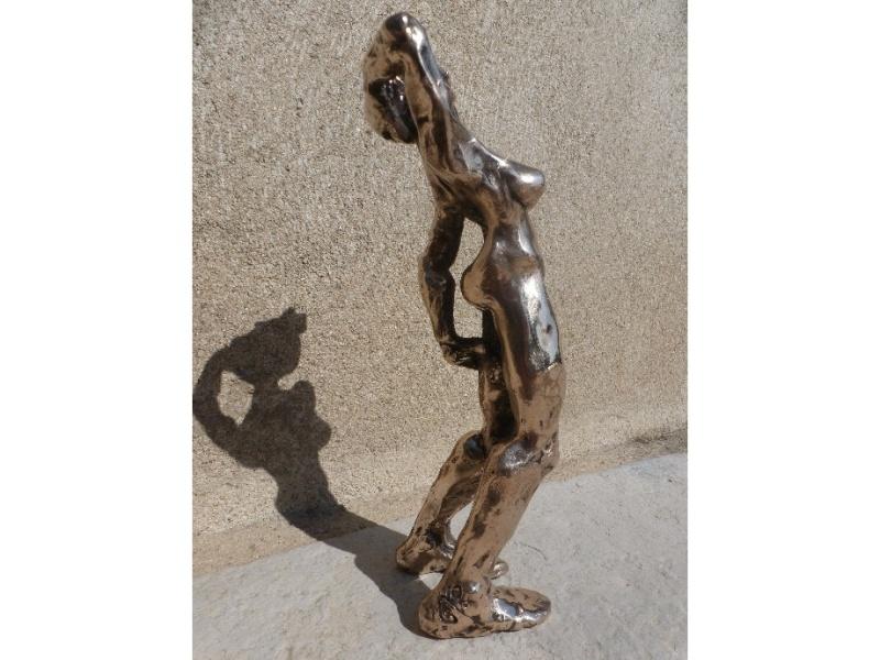 pas à pas d'une petite sculpture en bronze - Page 2 _natu210