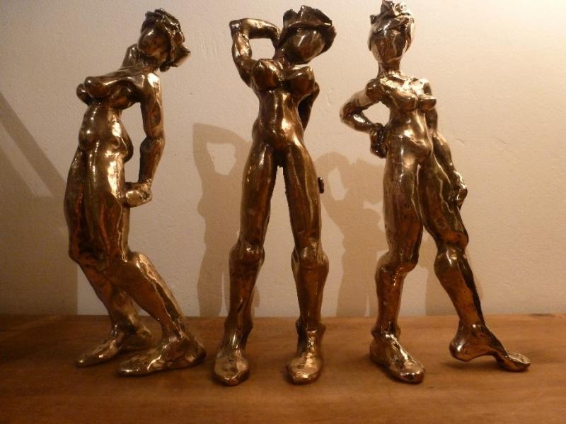 pas à pas d'une petite sculpture en bronze - Page 2 _natu212