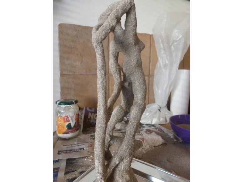 pas à pas d'une petite sculpture en bronze - Page 2 _natu215