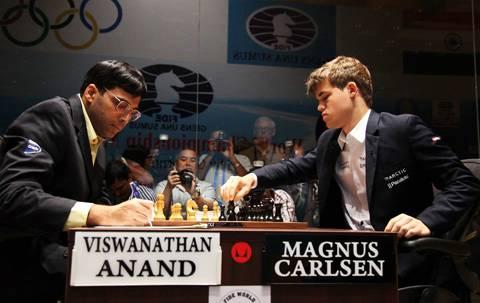 Carlsen toma ventaja Anadca10