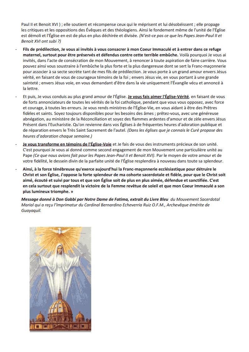 La Bête semblable à un agneau - Sur la Franc-Maçonnerie ecclésiastique infiltrée dans l'Église ! Image15