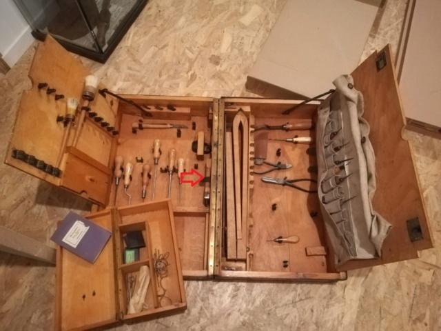 Caisse de cellier luftwaffe Caisse10