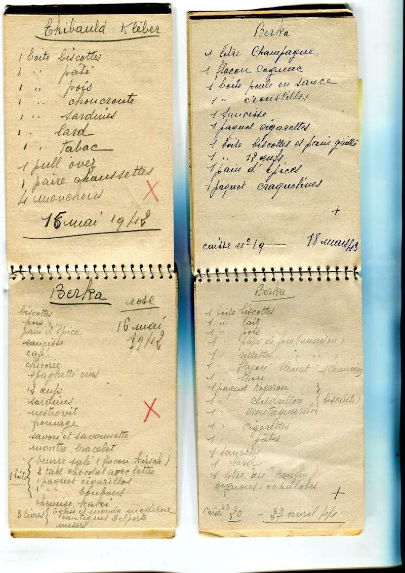 Un repas succulent en novembre 1944 !!! Photos du 09/11/2020 Colis_10