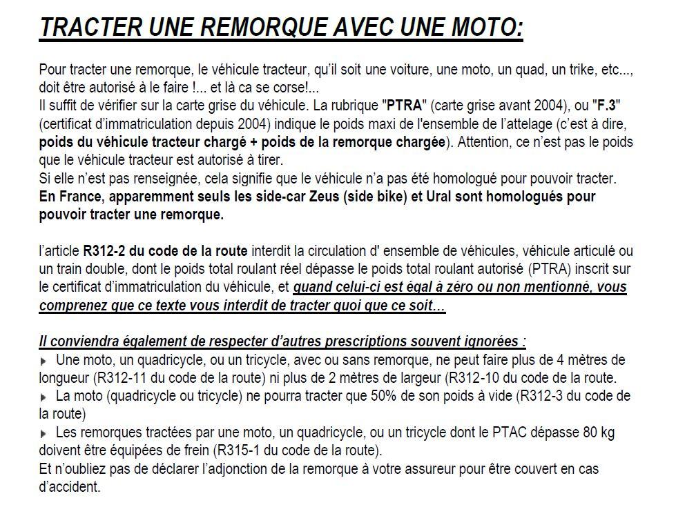 ACCESSOIRE - Remorque moto - Page 6 Mement10