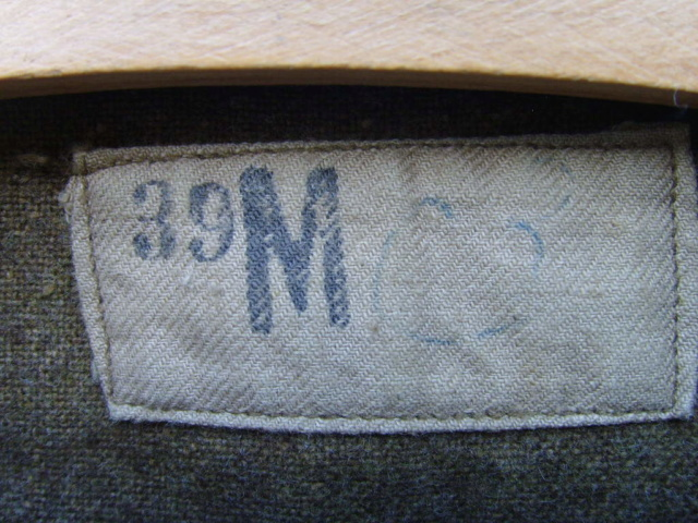Chemise WW2 ? Ssl28739