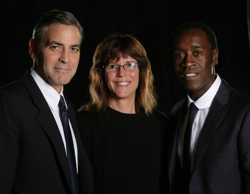 George Clooney & Don Cheadle Honored By Nobel Prize Recipients - November 2007 07-12_18
