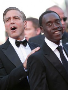 George Clooney & Don Cheadle Honored By Nobel Prize Recipients - November 2007 07-12_19