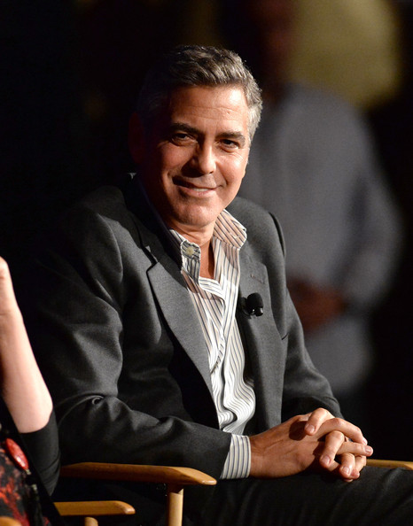 George Clooney at the AFI film fest, 8 Nov 2013, at a screening of August Osage County - Page 2 _augus10
