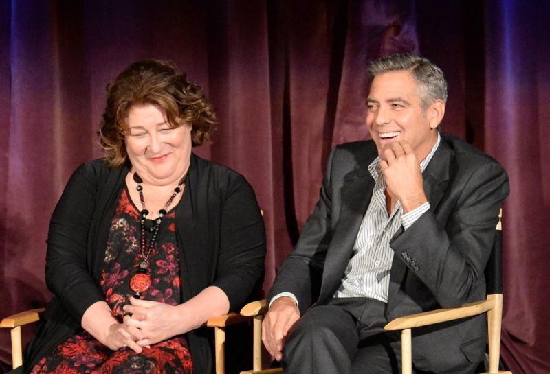 George Clooney at the AFI film fest, 8 Nov 2013, at a screening of August Osage County - Page 2 _augus13
