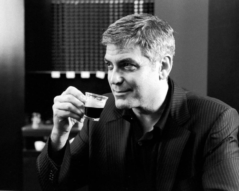 Have a conversation with George Clooney Nespre10