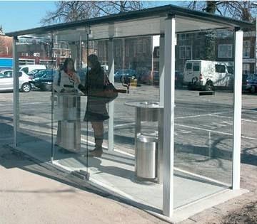 Курение в общественных местах 324