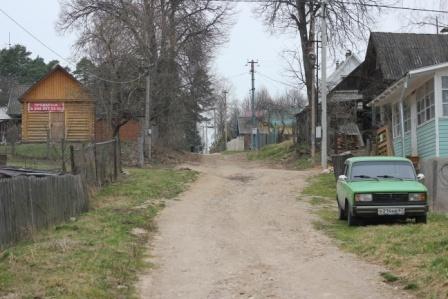 Улицы посёлка Downlo31