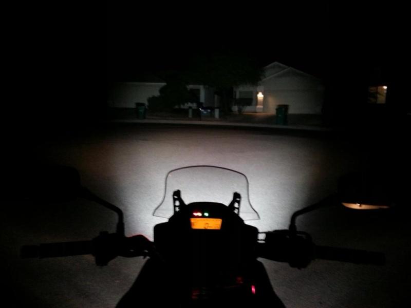 Mejora de la iluminación en la CB500X - Página 3 User1813