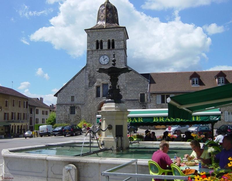 Sortie Ain/Jura - La grande boucle - 21 & 22 juin 2014 Clairv10