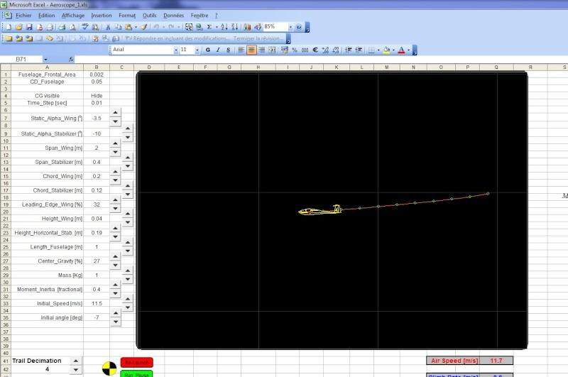 trajectoire et XFLR5 v6 Image10