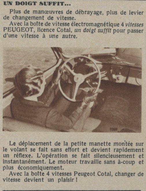 la culasse Speed    et la boite de vitesse électromagnétique Cotal Export69
