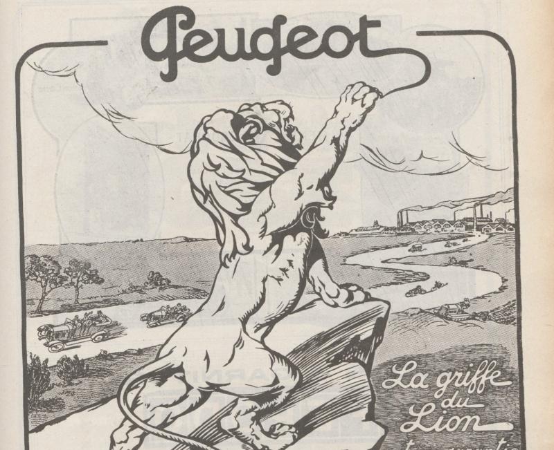 3 raisons d' acheter Peugeot   Publicité d'époque Export87