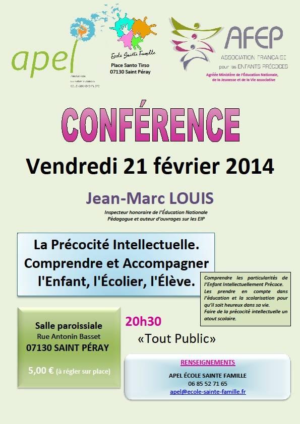Conférence Afep Drôme 21 02 14 Confar10