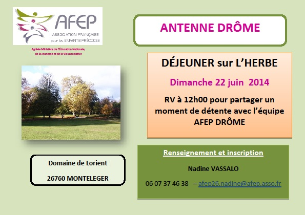 Pique nique Afep Drôme 22 Juin Pique_10