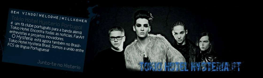 Tokio Hotel Hysteria Portugal