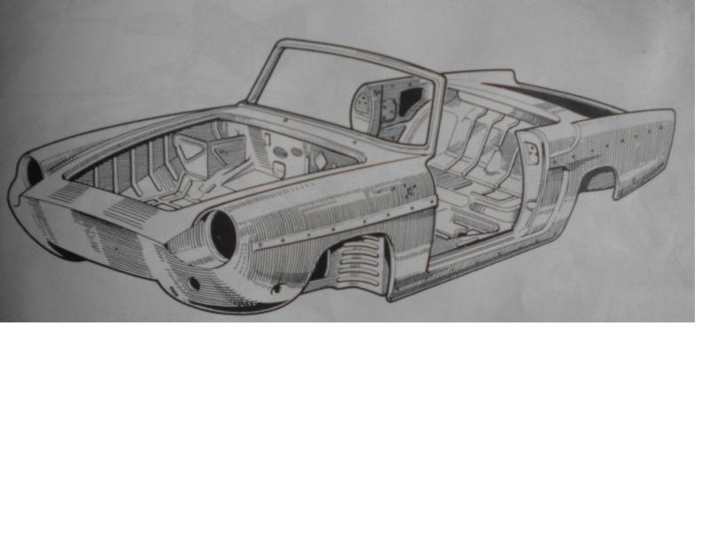 conception carrosserie de floride ou de caravelle 1-110