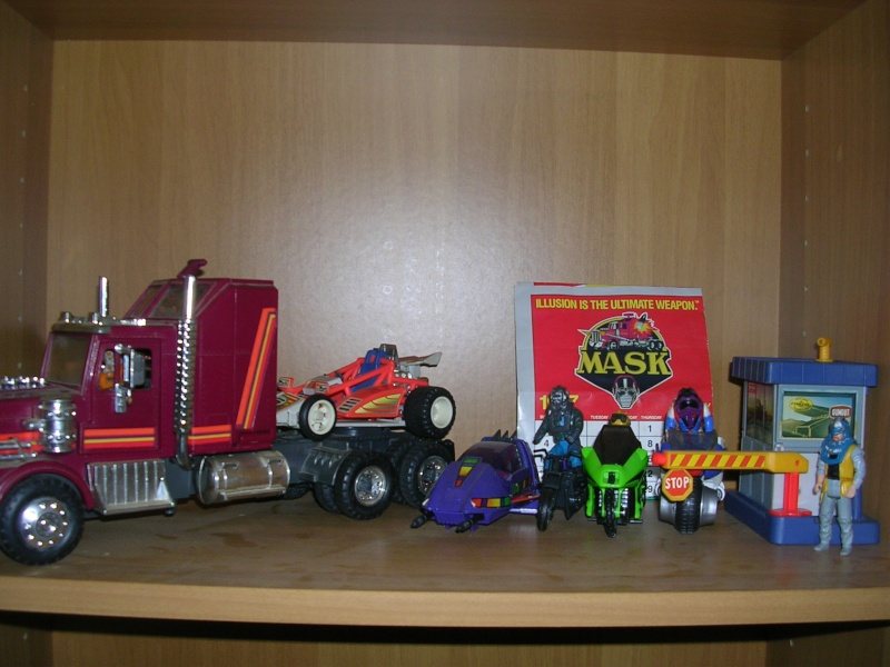 lotto M.A.S.K. kenner 1985 Mask_l10
