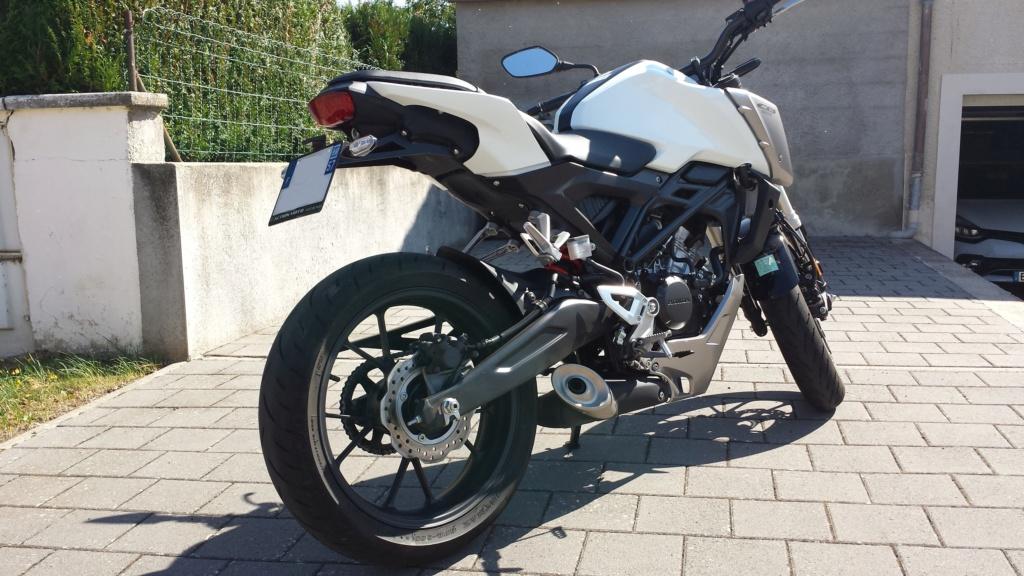 Honda CB125R Blanche - Page 3 20180810