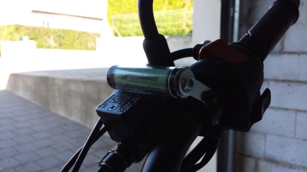 Honda CB125R Blanche - Page 3 20180813