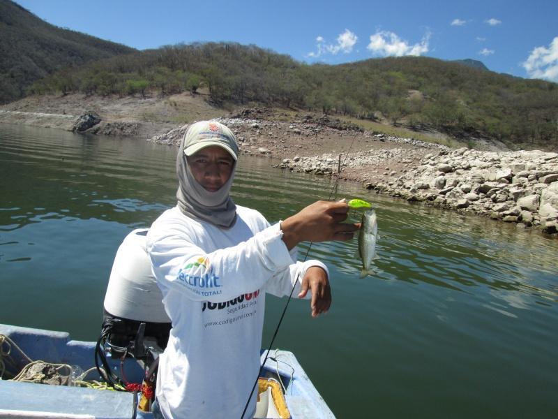 Aguamilpa & San Blas fishing report Aguami11