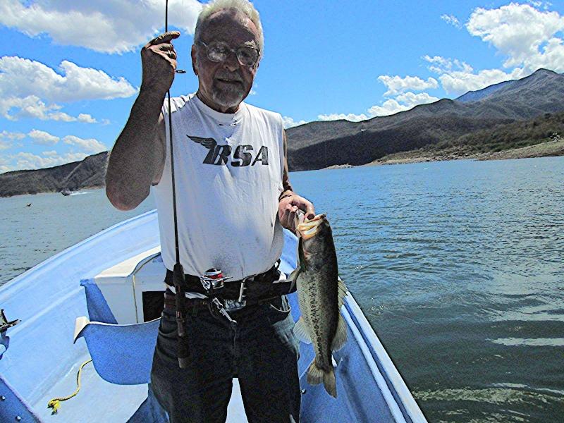 Aguamilpa & San Blas fishing report Aguami12