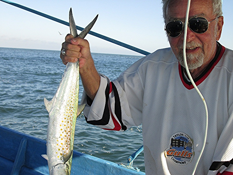Aguamilpa & San Blas fishing report Aguami16