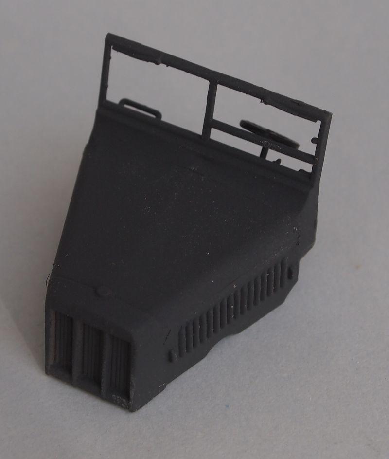 Sdkfz 7 Revell 1/72 Sdkfz711