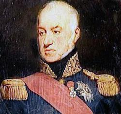 Saint-Cyr-Nugues. Barón. General. Saint-10