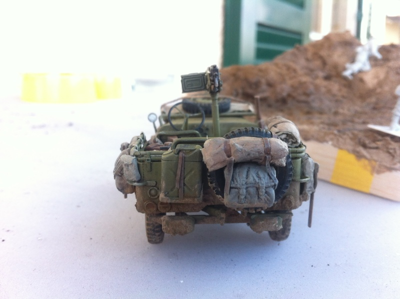 1/35 diorama Jeep Willys reco Photo_30