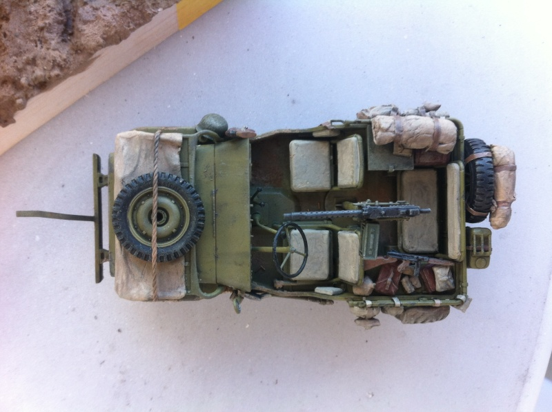 1/35 diorama Jeep Willys reco Photo_31