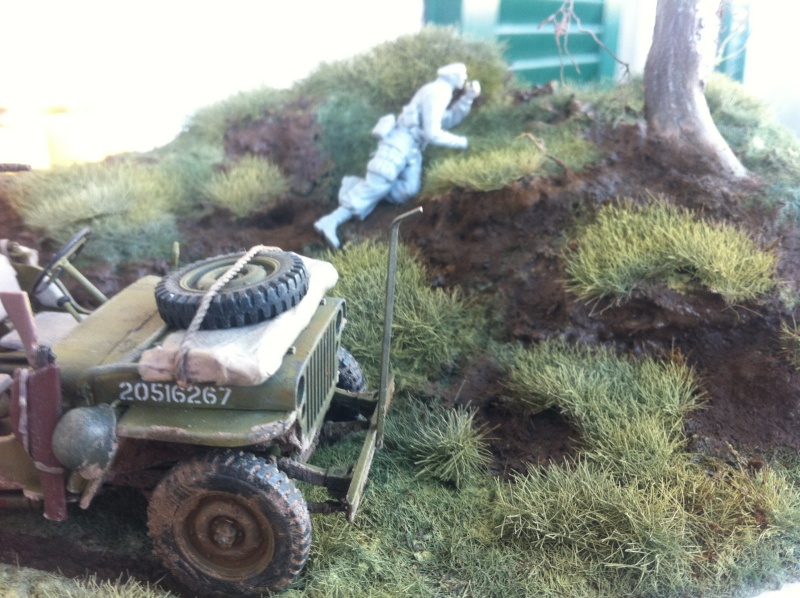 1/35 diorama Jeep Willys reco Photo_33