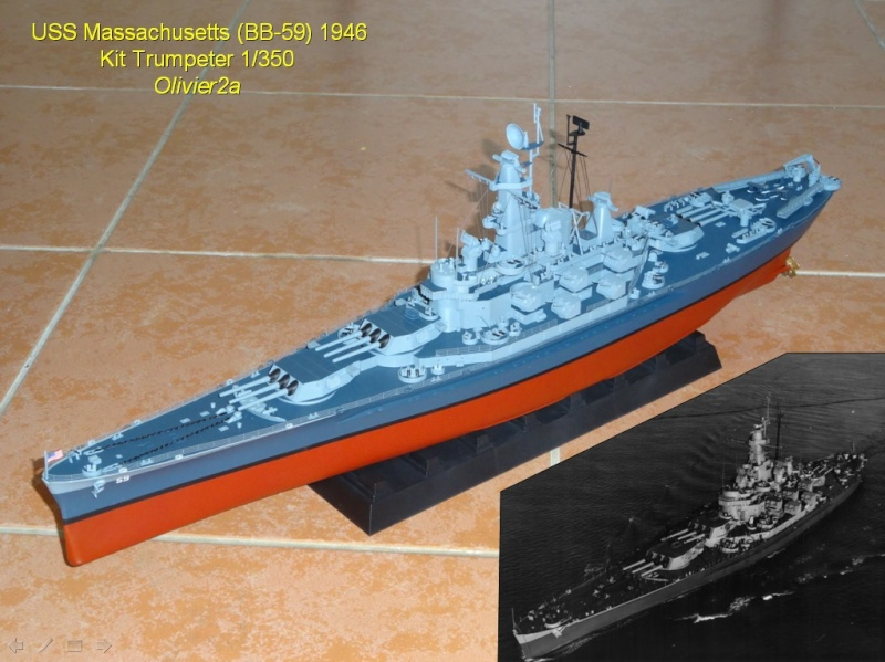 BB-59 USS MASSACHUSETTS 1/350 Bb-59_11