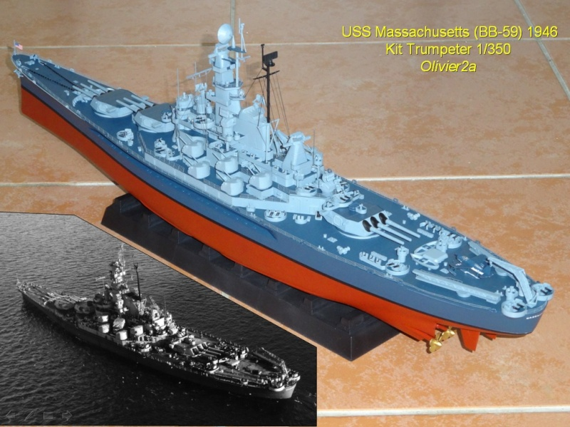 BB-59 USS MASSACHUSETTS 1/350 Bb-59_12