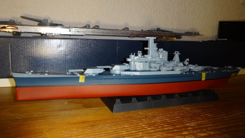 Uss Massachusetts 1/350 Trumpeter - Page 2 Bb59-d17