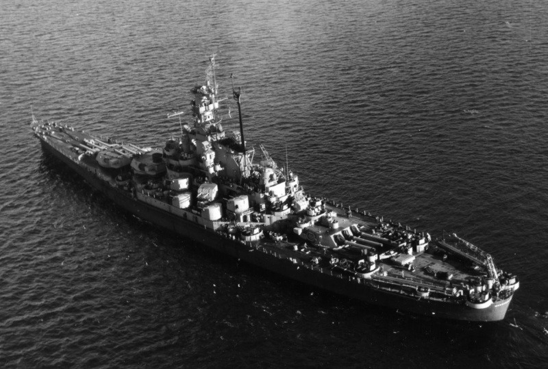BB-59 USS MASSACHUSETTS 1/350 Captur13