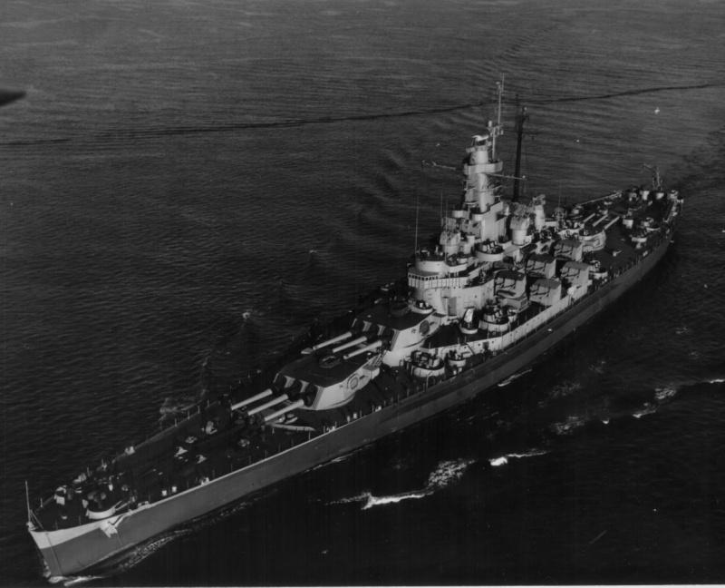 BB-59 USS MASSACHUSETTS 1/350 Captur14