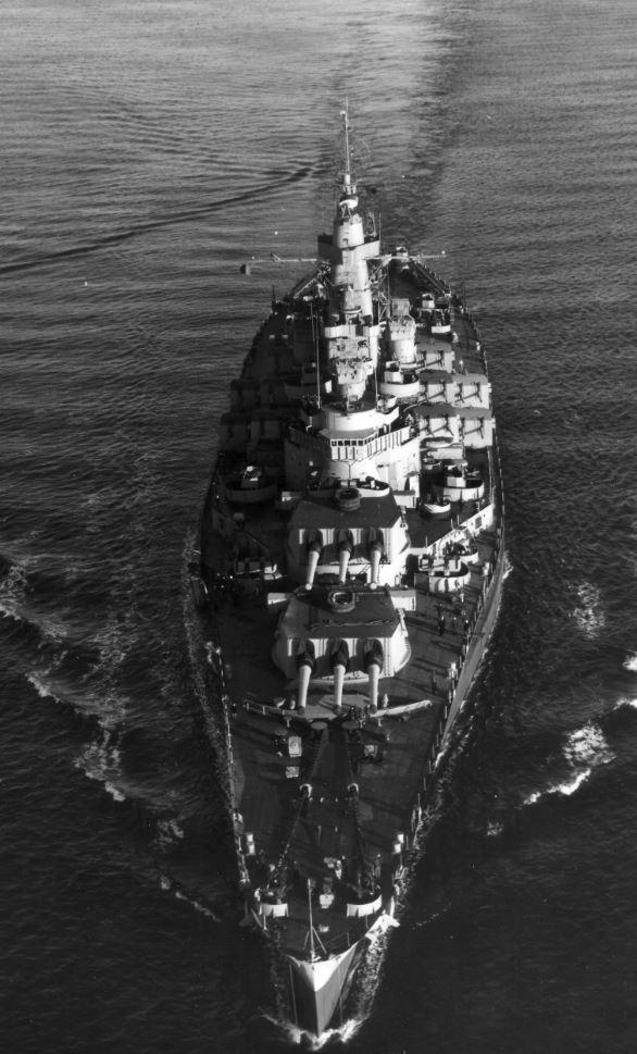 BB-59 USS MASSACHUSETTS 1/350 Captur15
