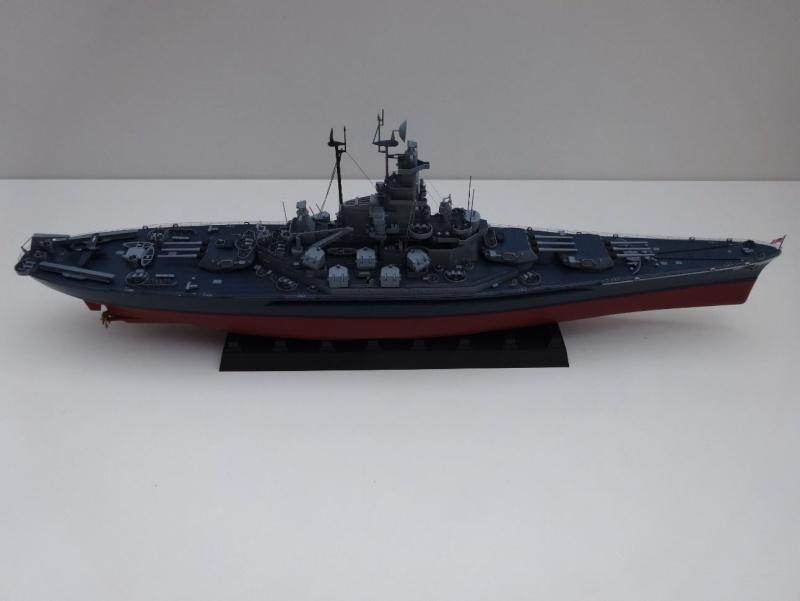 BB-59 USS MASSACHUSETTS 1/350 Dsc00212