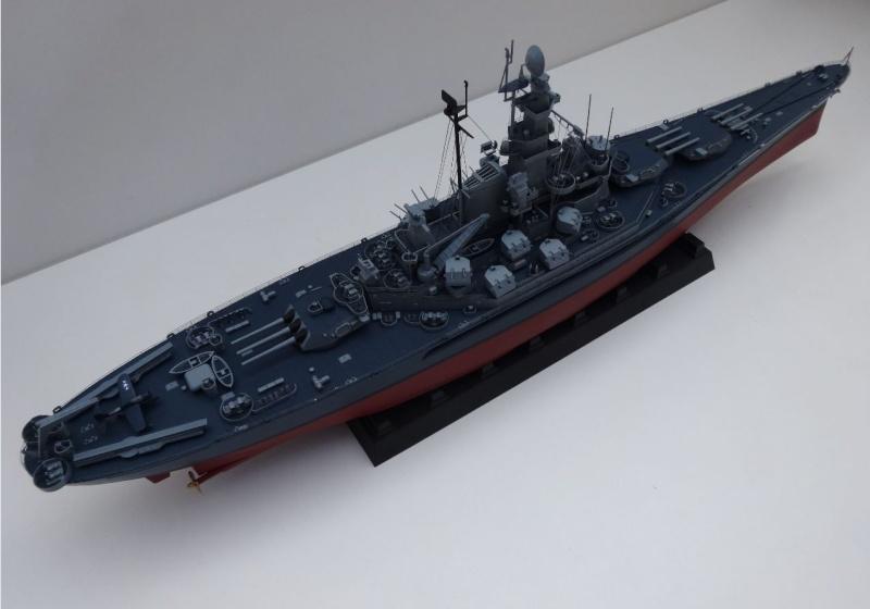 BB-59 USS MASSACHUSETTS 1/350 Dsc00213
