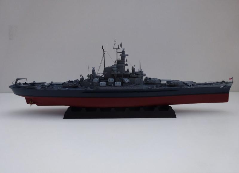 BB-59 USS MASSACHUSETTS 1/350 Dsc00215