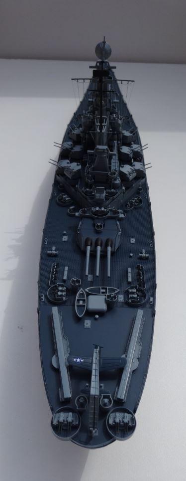 BB-59 USS MASSACHUSETTS 1/350 Dsc00218