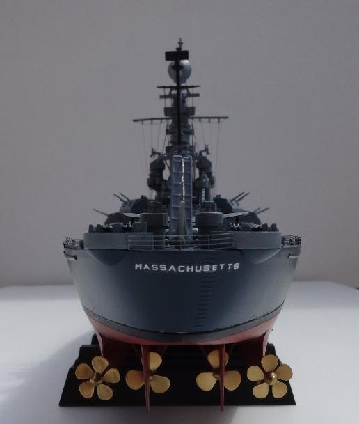 BB-59 USS MASSACHUSETTS 1/350 Dsc00221
