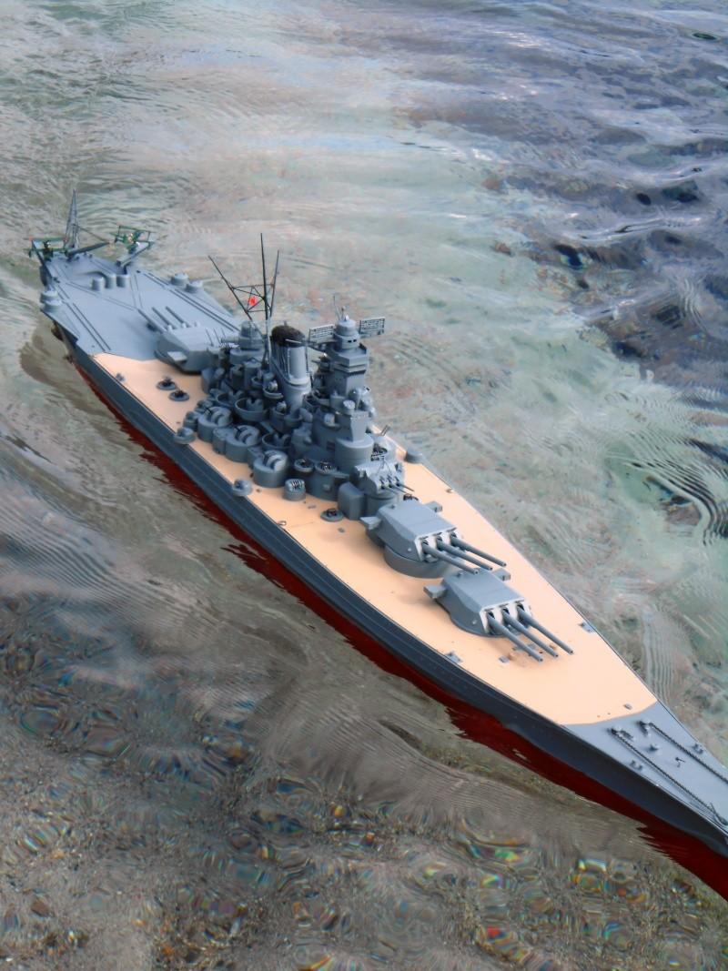 YAMATO 1/200 en Mer Dscn0317