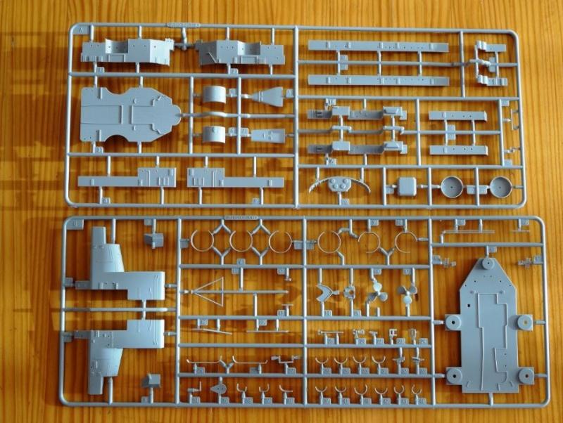 Revue de kit : USS Massachusetts BB-59 1/350 Trumpeter Massac16