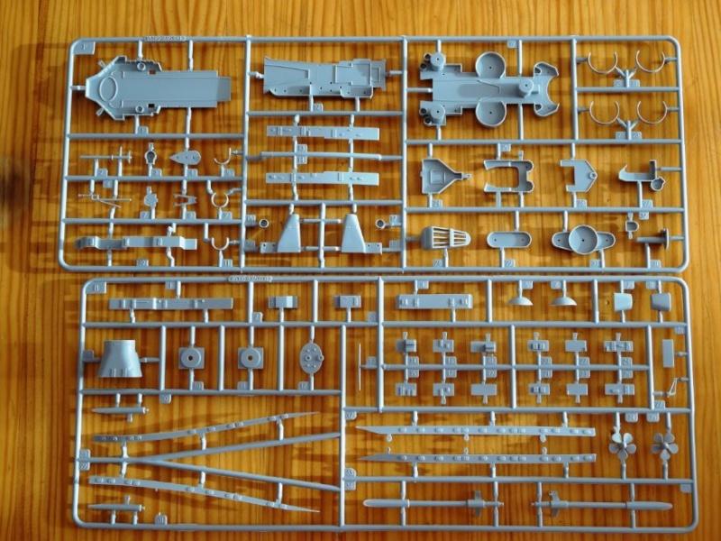 Revue de kit : USS Massachusetts BB-59 1/350 Trumpeter Massac17